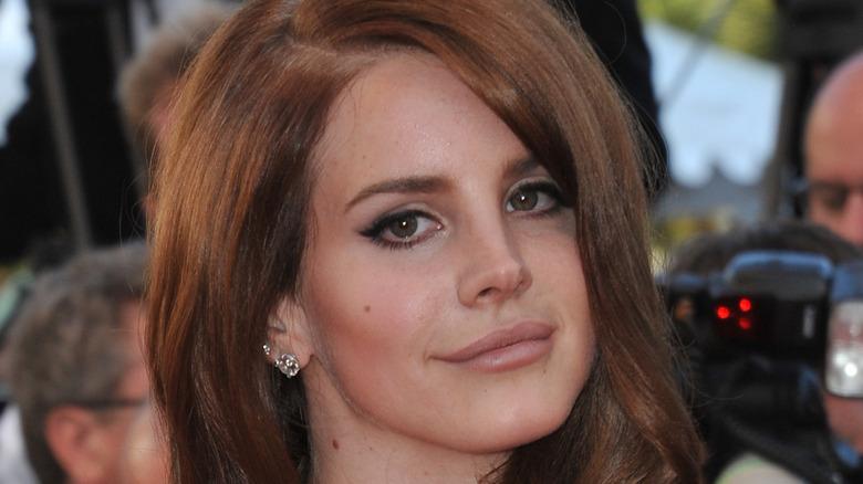 Lana Del Rey på et arrangement