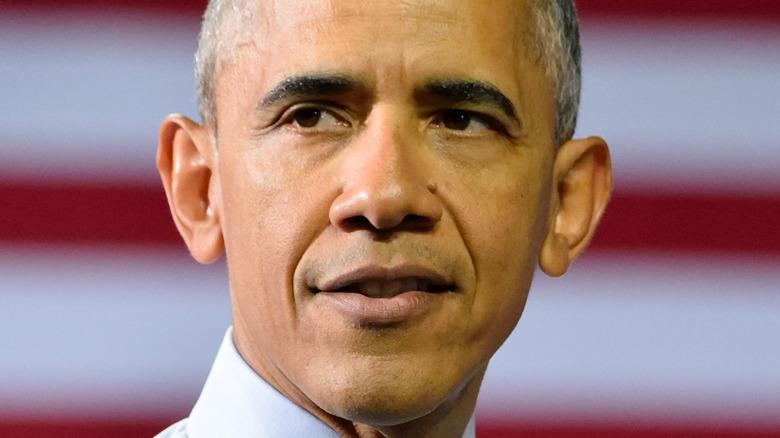 Tidligere president Barack Obama i 2016