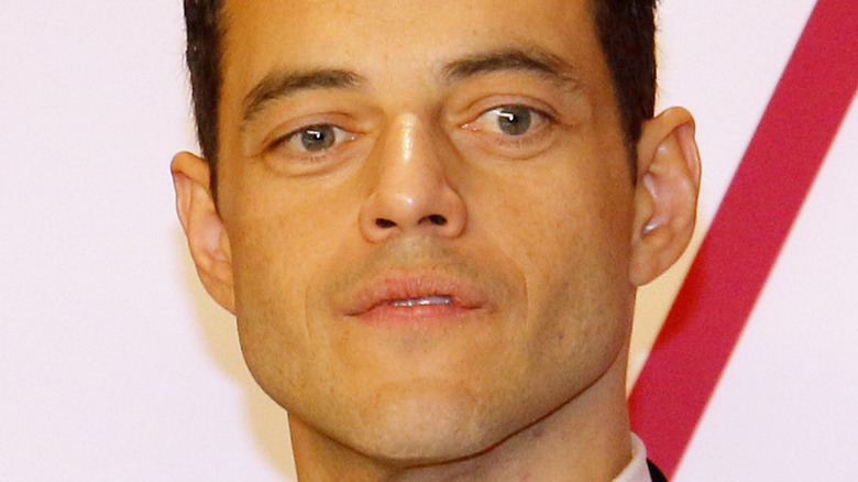 Rami Malek på Oscar -utdelingen