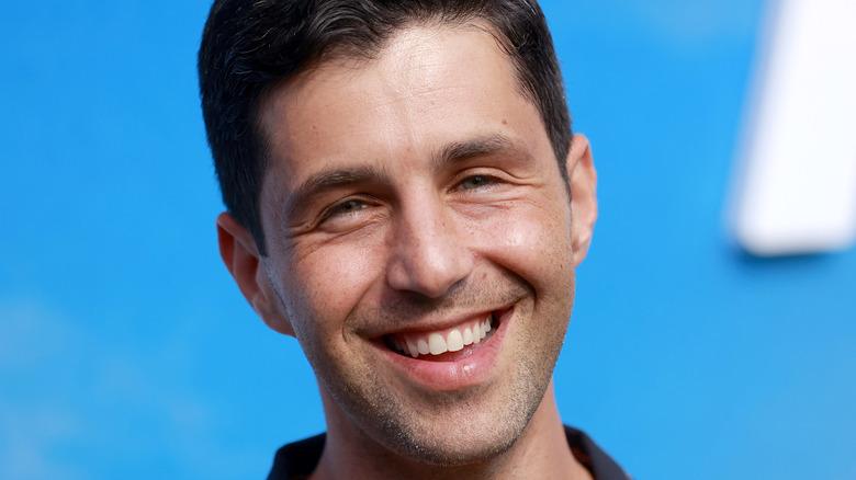 Josh Peck smiler