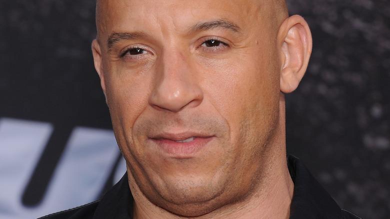 "Vin Diesel på ""Furious 6"" -premieren"