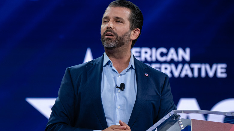 Donald Trump Jr. ved CPAC
