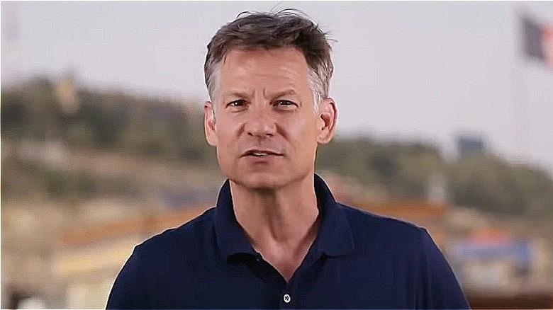 Richard Engel snakker