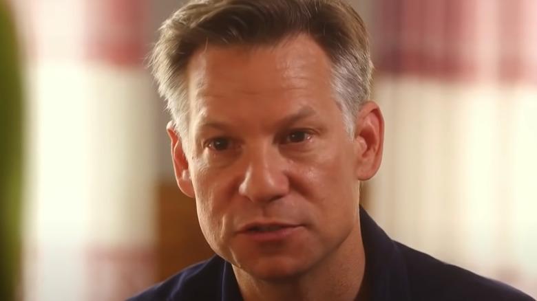 Richard Engel gjennomfører intervju