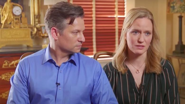 Richard Engel og Mary Forrest