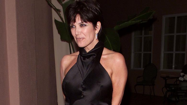 Kris Jenner på begynnelsen av 2000 -tallet