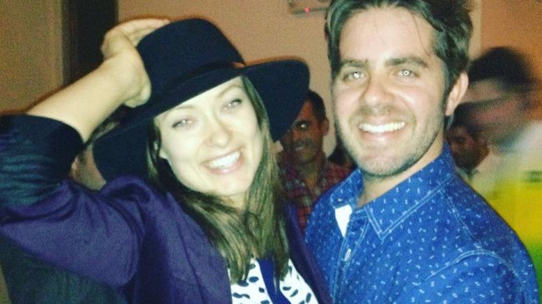 Olivia Wilde og Jordan C. Brown