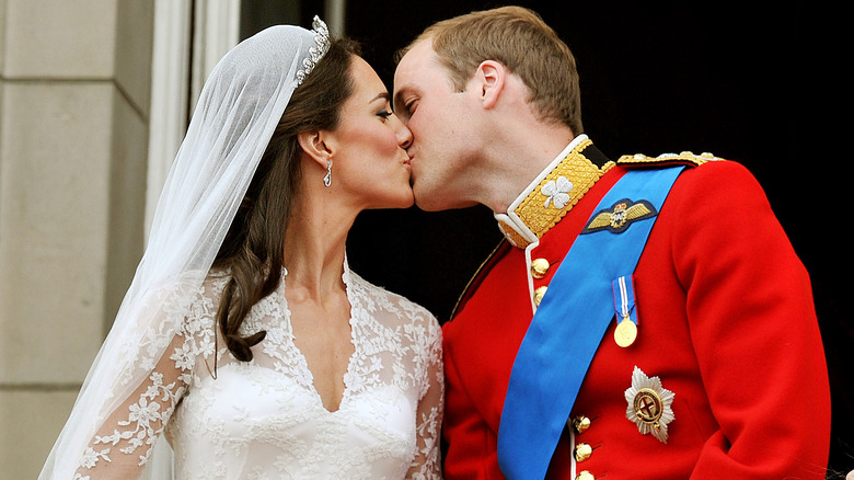 Kate Middleton og prins William