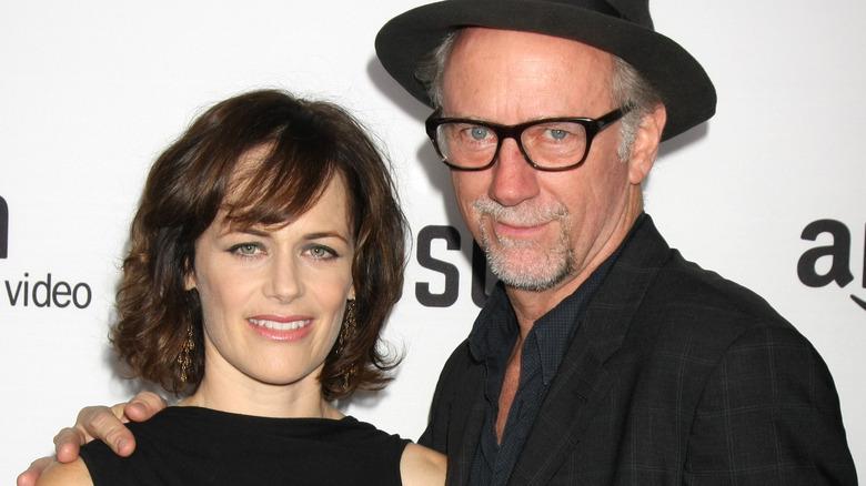 Sarah Clarke og Xander Berkeley