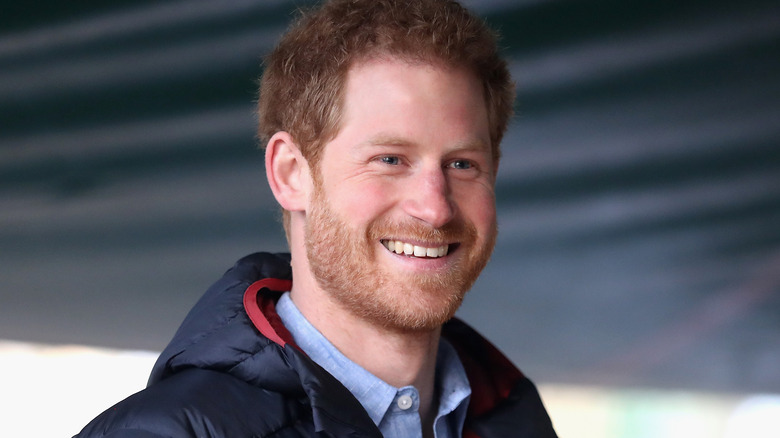 Prince Harry -jakke