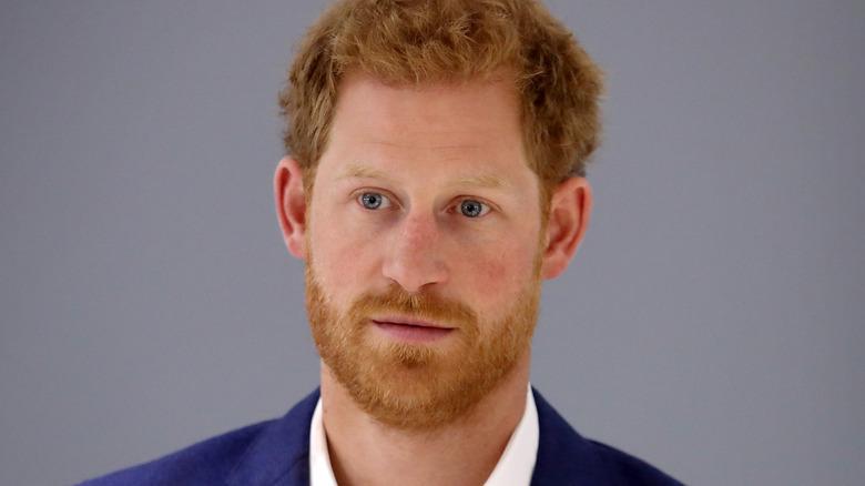 Prins Harry skjegg