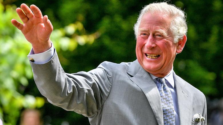 Prins Charles vinker