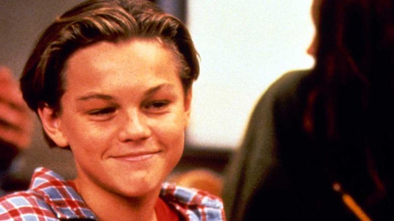 Leonardo DiCaprio smirker i 'Growing Pains'