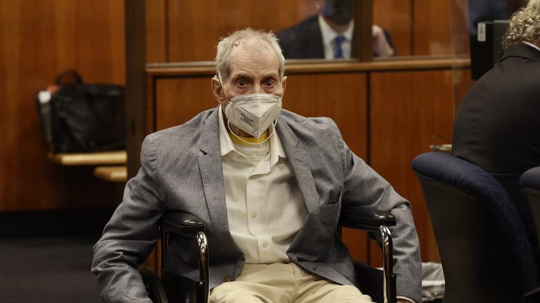 Robert Durst i retten 8. september