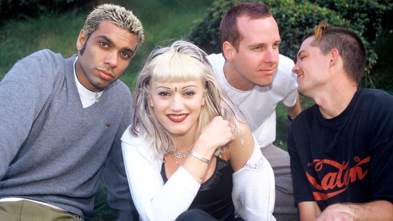 Ingen tvil bandkamerater i 1996