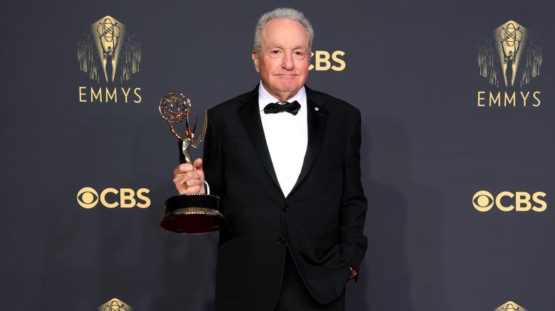 Lorne Michaels holder sin Emmy -pris