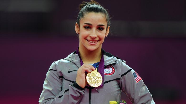 Aly Raisman gullmedalje