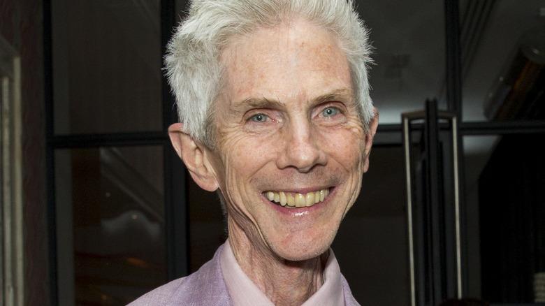 Richard Buckley smiler