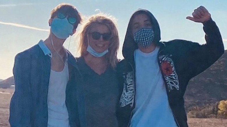 Britney Spears sønner