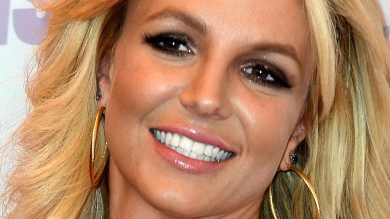 Britney Spears øredobber