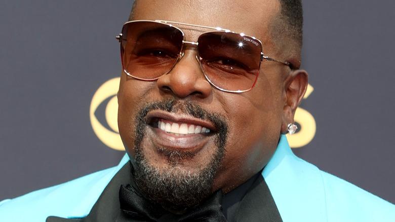 Cedric the Entertainer deltok på den 73. Primetime Emmy Awards