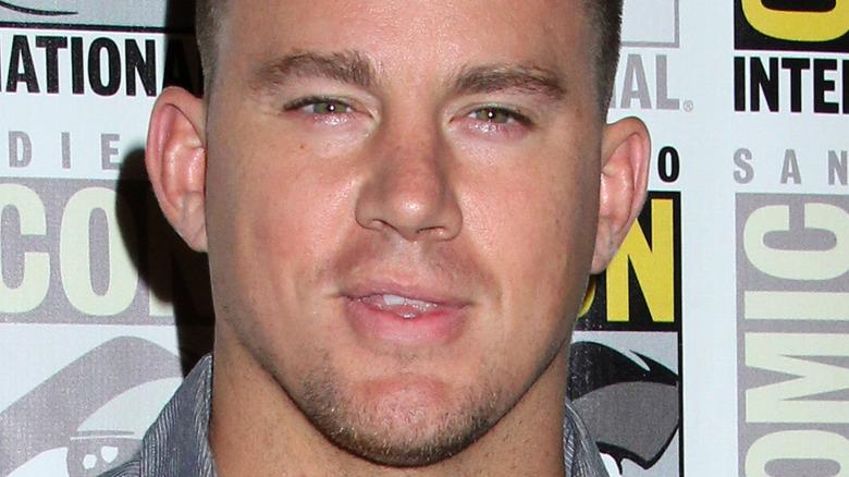 Channing Tatum på Comic-Con