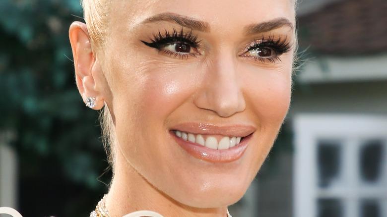 Gwen Stefani besøker Hallmark Channel's