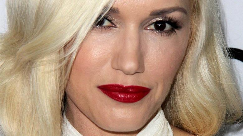 Gwen Stefani på den røde løperen