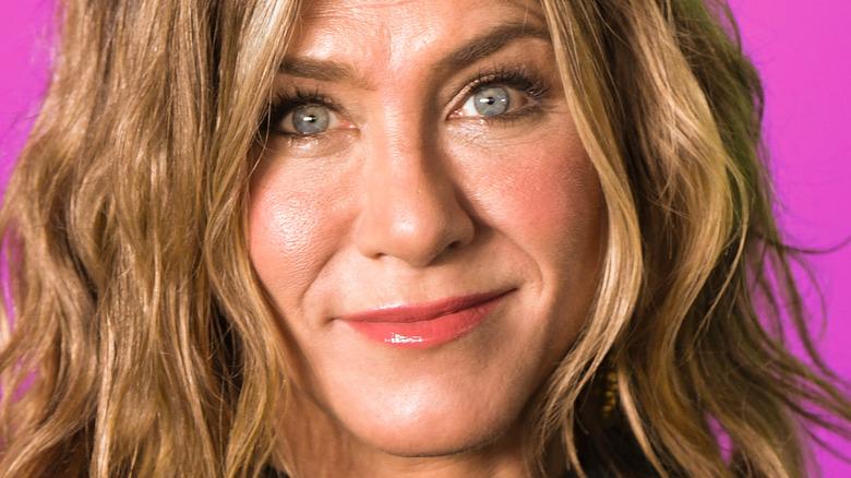 Jennifer Aniston på den røde løperen