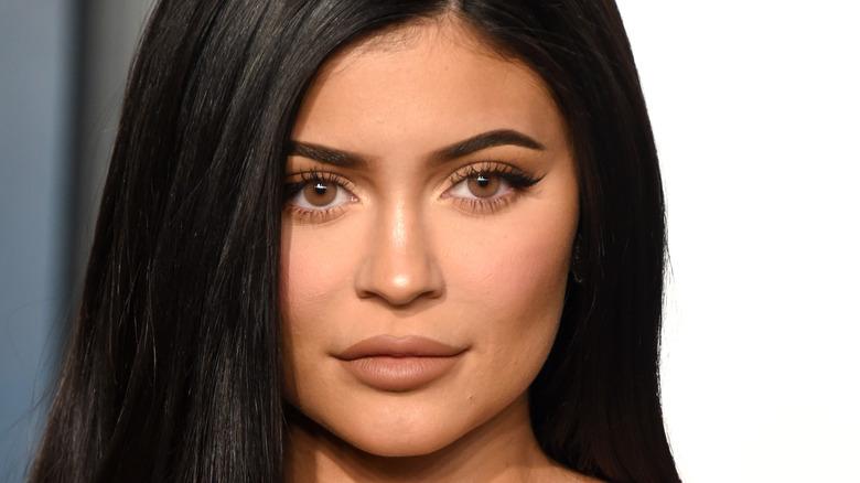 Kylie Jenner på et arrangement