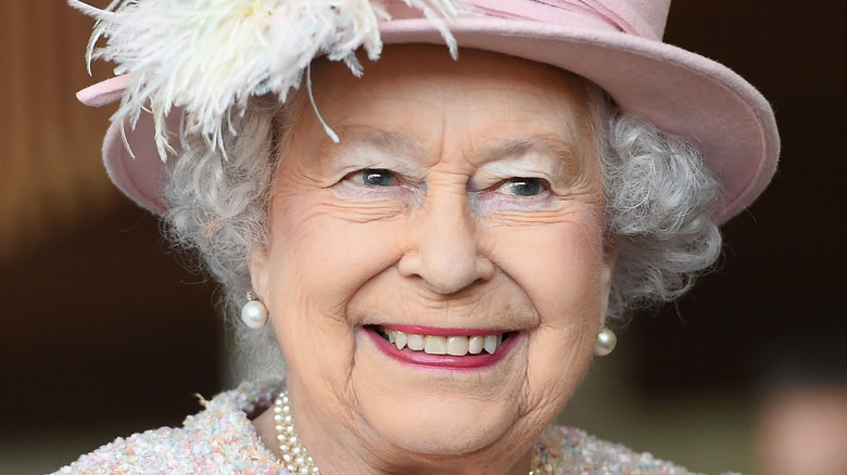 Dronning Elizabeth i 2017
