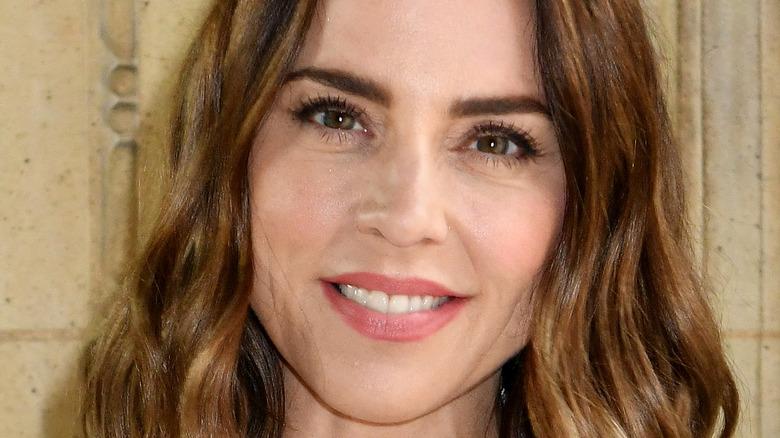 Mel C smiler