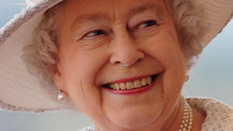 Dronning Elizabeth perler