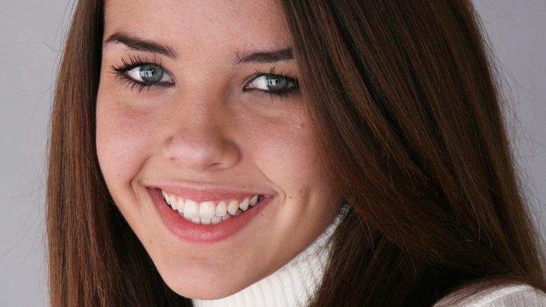 Alexis Neiers smiler