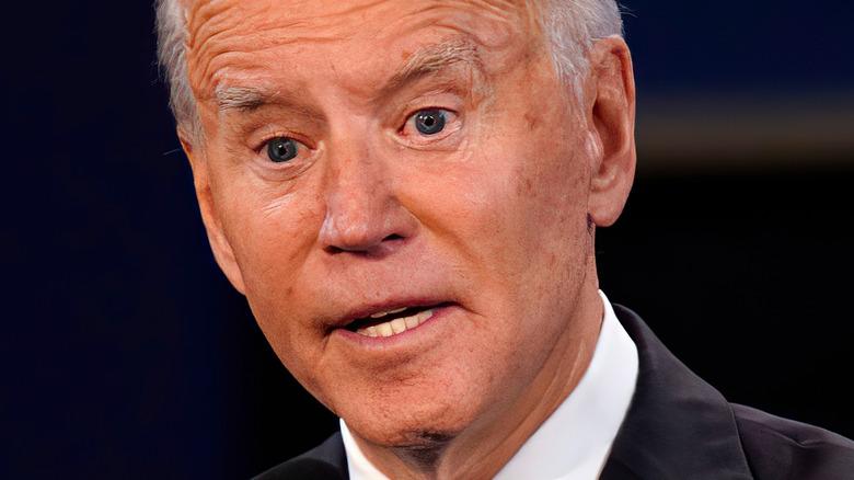 Joe Biden sjokkerte