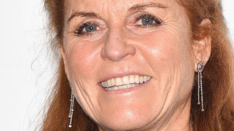 Sarah Ferguson rødt hår