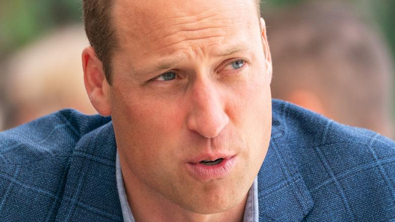 Prins William i 2021