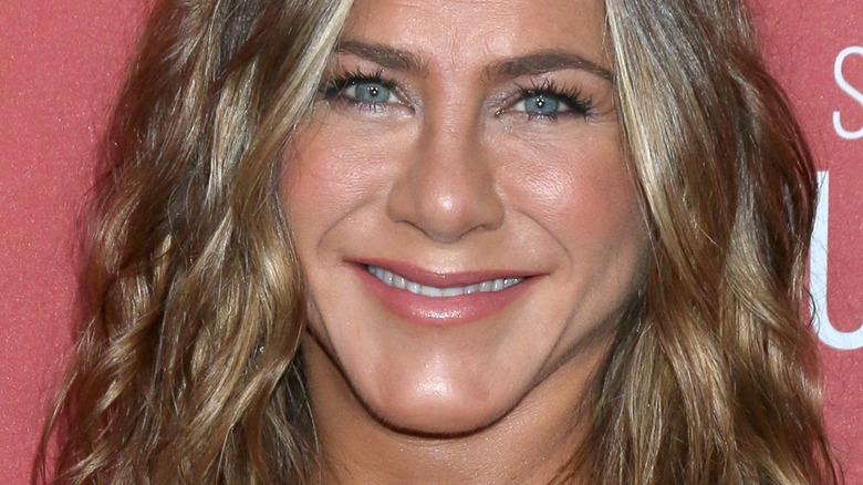 Jennifer Aniston på rød løper