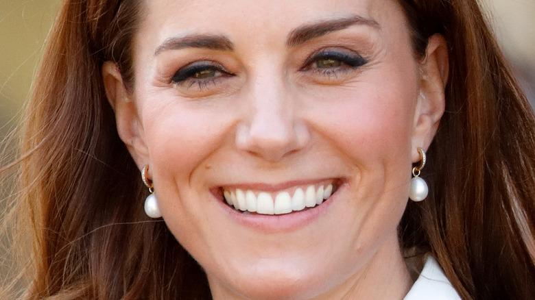 Kate Middleton perleøredobber