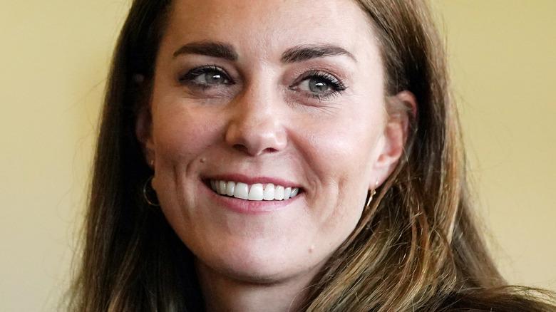 Kate Middleton besøker RAF i 2021