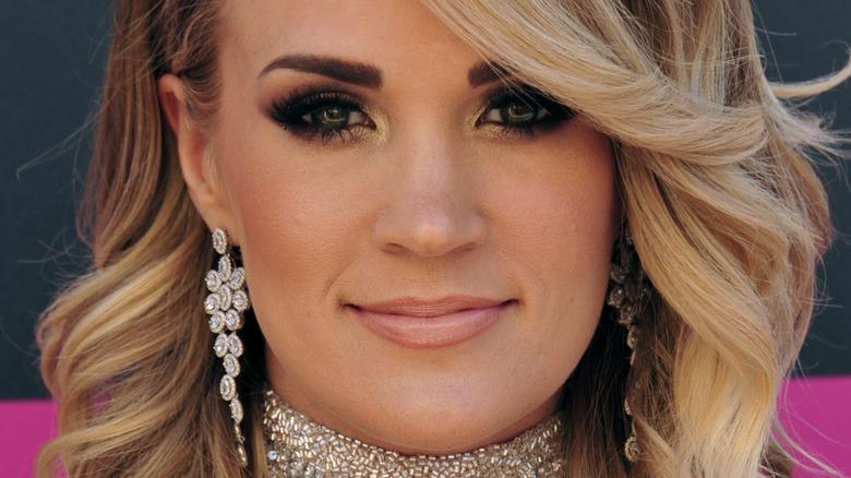 Carrie Underwood på den røde løperen
