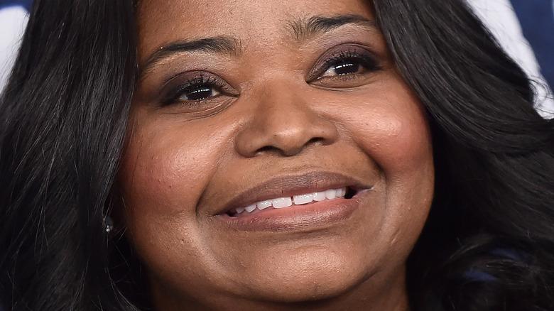 Octavia Spencer smiler